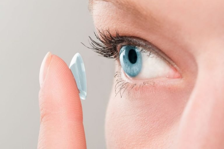 online order your contact lenses