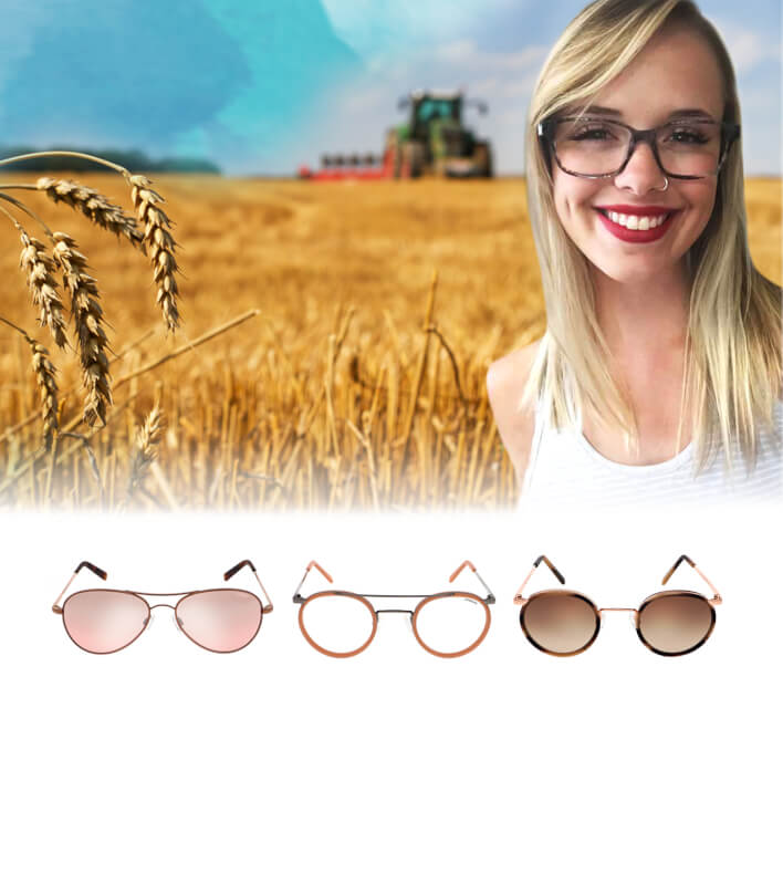 made in the usa glasses